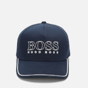 BOSS Hugo Boss Men's Basic Cap - Navy