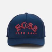 BOSS Men's Cap Curved 1 - Navy