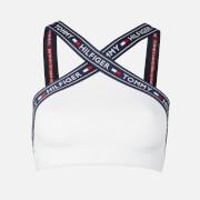 Tommy Hilfiger Women's X Bralette - White