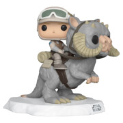 Figurine Pop! Deluxe Luke Skywalker Sur Tauntaun - Star Wars: L'Empire Contre-attaque