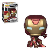 Marvel - Iron Man (Stark Tech Suit) Figura Funko Pop! Vinyl