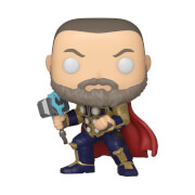 Marvel - Thor (Stark Tech Suit) Figura Funko Pop! Vinyl