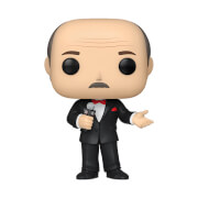 WWE Mean Gene Pop! Vinyl Figure