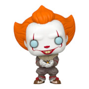 Figurine Pop! Pennywise Avec Luciole EXC - Ça Chapitre 2
