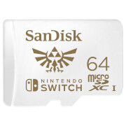 SanDisk microSDXC Card for Nintendo Switch - 64GB