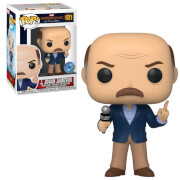 PIAB EXC Marvel Spider-Man Far From Home J. Jonah Jameson Pop! Vinyl Figure