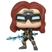 Marvel Avengers Game Black Widow (Stark Tech Suit) Funko Pop! Vinyl