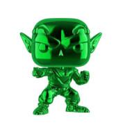 Dragon Ball Z Piccolo Green Chrome ECCC 2020 EXC Funko Pop! Vinyl