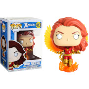 Marvel X-Men Dark Phoenix with Flames EXC Pop! Vinyl Figure
