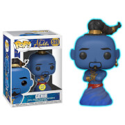 Figurine Pop! Génie (Brille Dans Le Noir) EXC - Disney Aladdin 2019