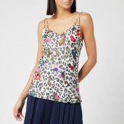 Ted Baker Women's Ivory Wilderness Printed Cami Top - Ivory