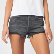 Levi's Women's 501 Original Shorts - Eat Your Words