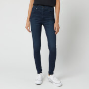 Levi's Women's Mile High Super Skinny Jeans - Echo Darkness