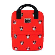 Loungefly Positively Minnie AOP Canvas Embroidered Backpack