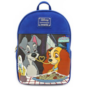 Loungefly The Lady and The Tramp Mini Backpack
