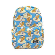Loungefly Disney Baby Hercules and Pegasus AOP Nylon Backpack