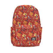 Loungefly Emperors New Groove AOP Nylon Backpack