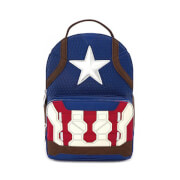Loungefly Marvel Captain America End Game Hero Mini Backpack