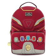 Loungefly Marvel Avengers: Endgame Iron Man Iron Gauntlet Hero Mini Backpack