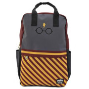 Loungefly Harry Potter Glasses Square Nylon Backpack