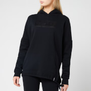 Superdry Women's Edit Split Hoodie - Manor House Black