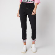 Guess Women's Nina Pants - Jet Black