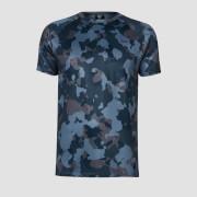 MP Training Men's Camo T-Shirt - Washed Blue