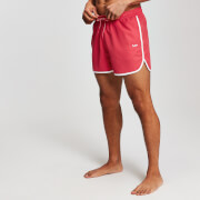MP Men's Contrast Binding Swim Shorts - Brake Light