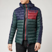 Superdry Men's Colour Blox Fuji Jacket - Pine