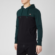 Superdry Men's Collective Colour Block Hoody - Pine