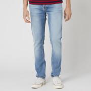 Nudie Jeans Men's Grim Tim Slim Jeans - Crispy Stone