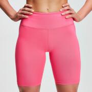 MP Power Women's Cycling Shorts - Super Pink