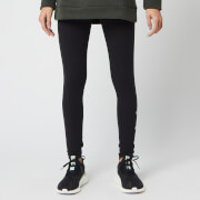 adidas Women's Stacked Tights - Black