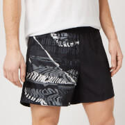 "adidas Men's Own the Run Shorts 5"" - Black"