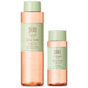 PIXI Glow Tonic Home and Away Duo Exclusive (Worth £28.00)