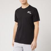 Reebok Men's Speedwick Graphic Short Sleeve T-Shirt - Black