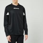 Reebok Men's Myt Long Sleeve Jersey - Black