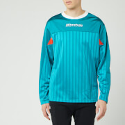 Reebok Men's Myt Long Sleeve Jersey - Seaport Teal