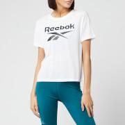 Reebok Women's Supremium Short Sleeve T-Shirt - White