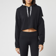 Reebok Women's Myt 1/4 Zip Hoody - Black