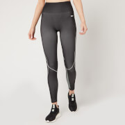 Reebok Women's Work Out Ready Myt Seamless 7/8 Tight - Black