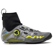 Northwave Flash Arctic GTX Winter Boots - Reflective/Yellow Fluo