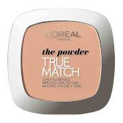 L'Oréal Paris True Match Cream Powder 9g (Various Shades)