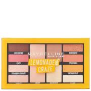 Maybelline Lemonade Craze Eye Shadow Palette 12g