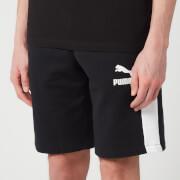 "Puma Men's Iconic T7 10"" Shorts - Puma Black"