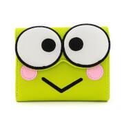 Loungefly Sanrio Hello Kitty Keroppi Cosplay Tri Fold Wallet
