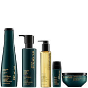 Shu Uemura Art of Hair Your Ultimate Nourishing and Shine Routine for Damaged Hair