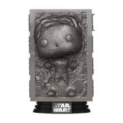 Star Wars Empire Strikes Back Han in Carbonite Pop! Vinyl Figure