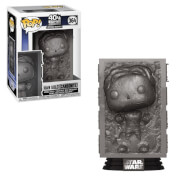 Star Wars Empire Strikes Back Han in Carbonite Funko Pop! Vinyl