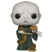 Harry Potter Voldemort with Nagini 10-Inch Pop! Vinyl Figure